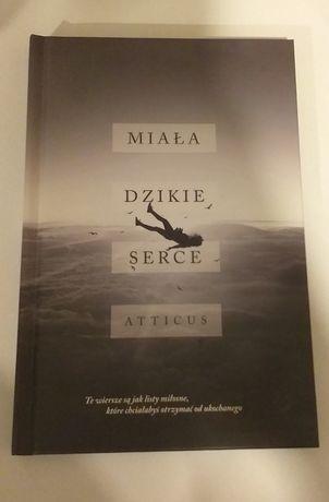 """Książka """"Miała dzikie serce"""""""
