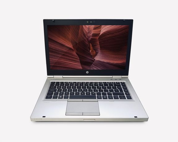 TYLKO TERAZ! Hp Elitebook 8470p 256GB SSD 8GB Windows 10 Pro GWARANCJA