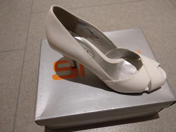 Ślubne buty 38
