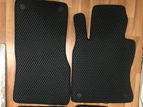Продам коврики для Infiniti Q50 '14-, EVA-полимерные, черные (Kineti