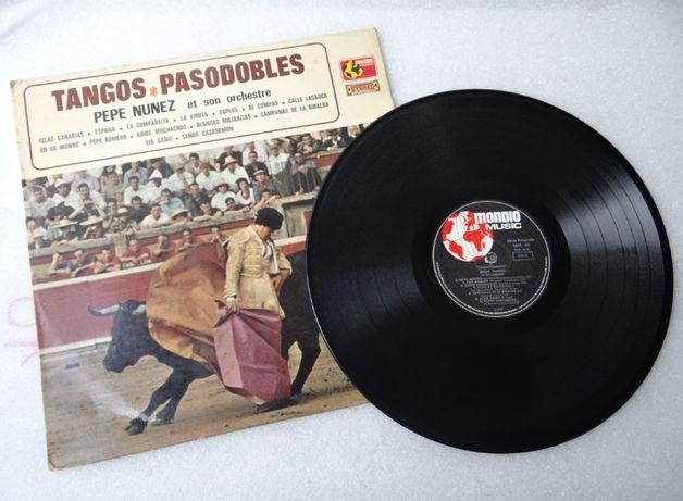 LP / Disco de Vinil - Tangos & Pasodobles