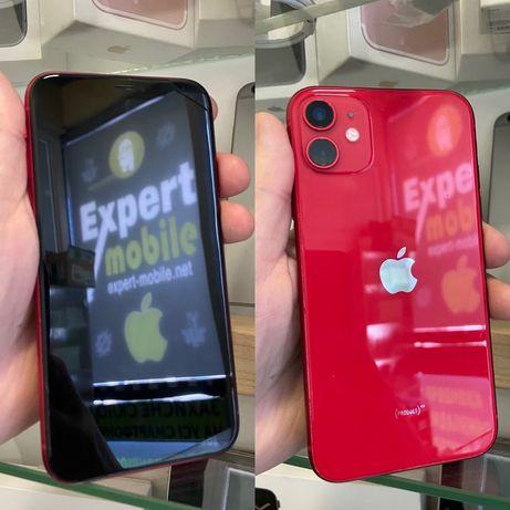 iPhone 11 64gb RED Neverlock Відмінний стан