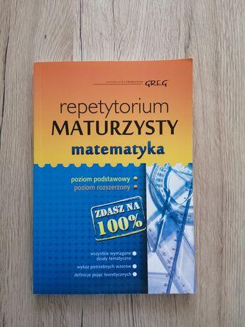 Repetytorium maturzysty matematyka- Greg