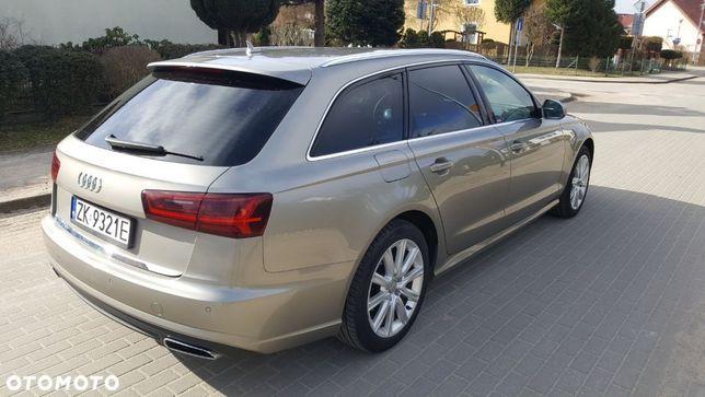 Audi A6 100% Bezwypadkowa, Pełny Serwis, Bardzo Bogata Wersja, Piekny Kolor!