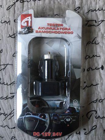 Tester akumulatora samochodowego