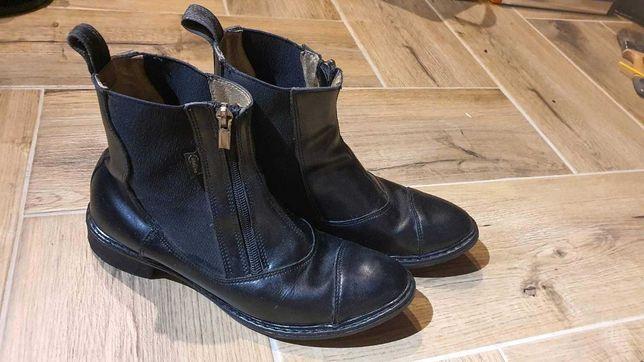 Sztyblety jeździeckie - buty jeździeckie + sztylpy