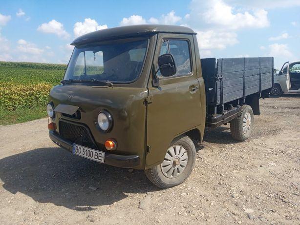 УАЗ бортовий 3303