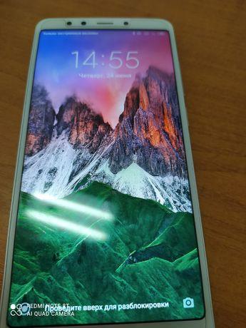 Продам смартфон Redmi 5.в хорошем состоянии