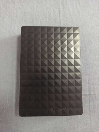 Внешний жесткий диск SEAGATE Expansion Portable 4TB HDD black