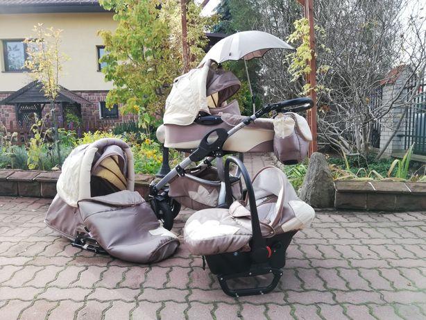 Wózek dziecięcy - komplet