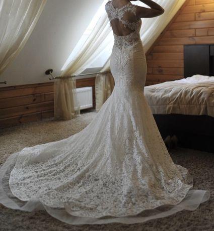 Свадебное платье оригинал