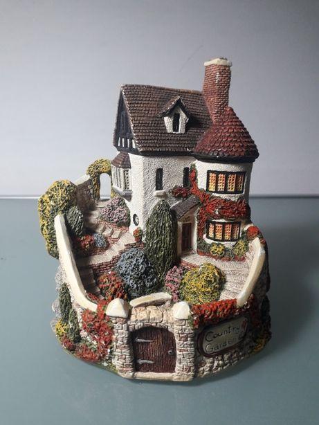 """Peça decorativa, coleção """"Memory Lane Cottages"""" de Peter Tomlin"""
