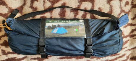Палатка трёхместная идеальное состояние 600 грн.