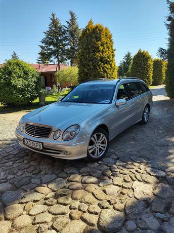 Mercedes w211 sprzedaż zamiana