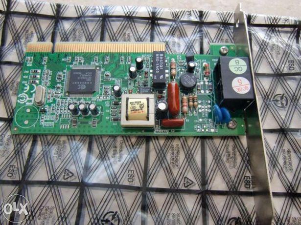 Placa de computador - 2 entradas