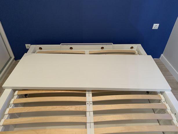 Zagłówek wezgłowie łóżko Malm Ikea