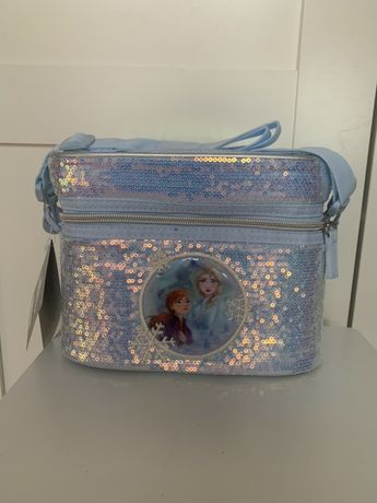 Ланч бокс (ланч сумка) Эльза и Анна. Оригинал Disney