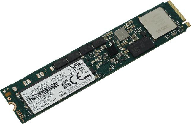 SAMSUNG 3.84tb Pm983 M.2 Pci Express Gen3 X4 Nvme Enterprise