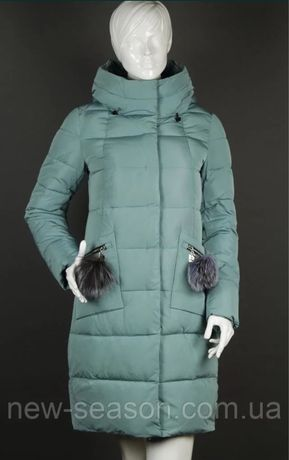 Пуховик куртка пальто пуфер