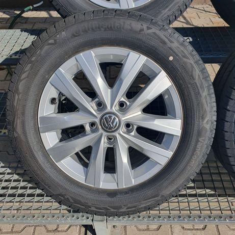 "Vw T5 T6 16"" 5x120 Et51 6.5J Continental VanContact Eco 205/65 r16"