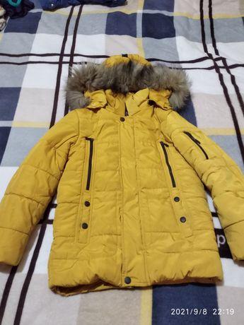 Курточка зимова,для хлопчиків