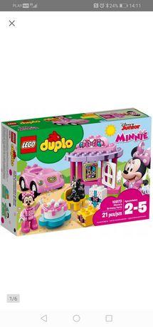 Lego Duplo urodziny minnie