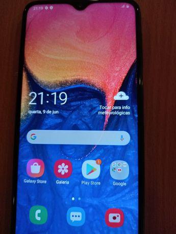 Telemóvel Smartphone Samsung A10 32GB c/ capa/auriculares/carregador