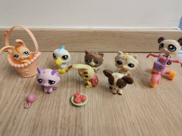 Zestaw Littlest Pet Shop