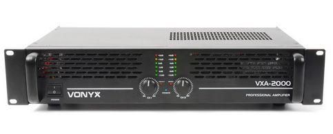 Amplificador PA Profissional VONYX 2x 1000W
