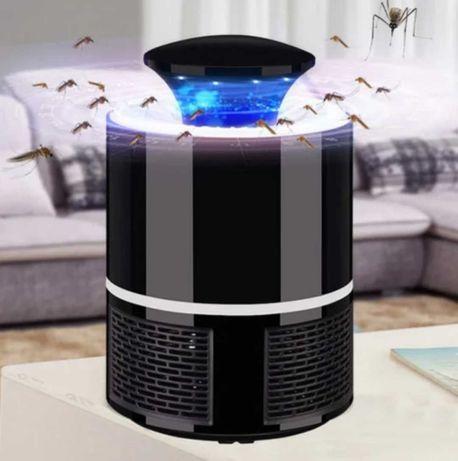 лампа ловушка для комаров и насекомых