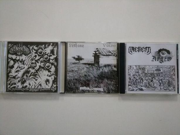 Cds Splits de metal (edições reduzidas) Vários preços!!!