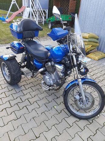 Trike yamaha-virago