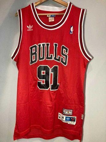 Koszulka NBA Chicago Bulls Dennis Redman