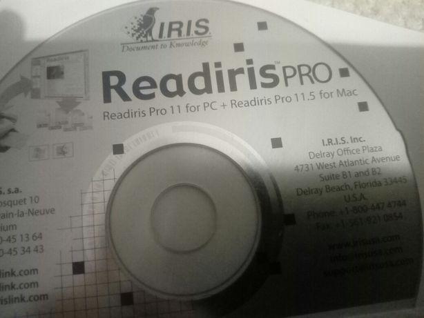 Readiris PRO 11 na PC lub 11,5 Mac