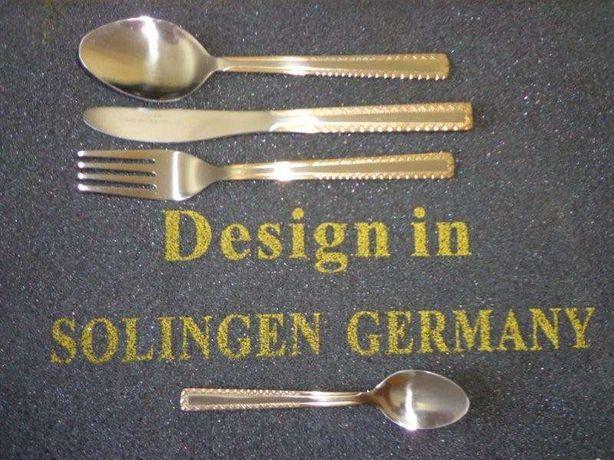 Faqueiro 12 px Solingen alemão a estrear - cozinha sala refeição