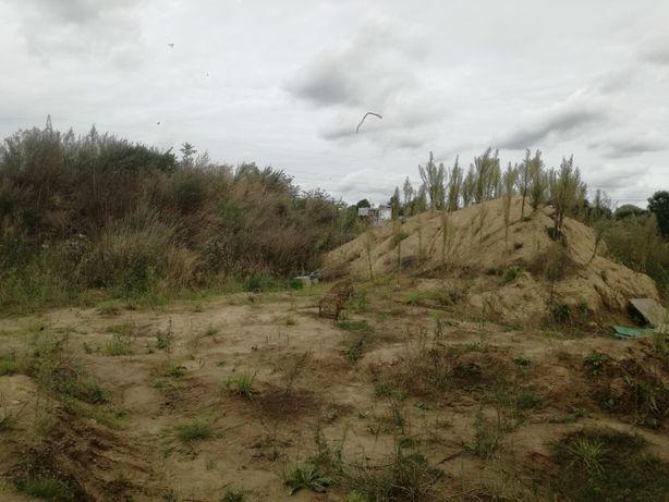 Oddam (zamienię na piasek) ziemię z wykopu i po niwelacji terenu
