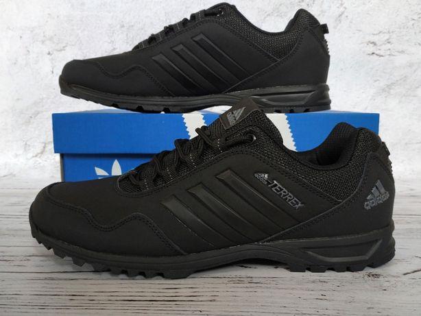 Осенние нубук Adidas Terrex мужские кроссовки 40 41 42 43 44 на осень