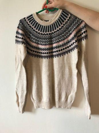 Damski sweter H&M r. XS