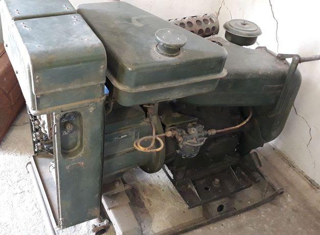 Генератор бензиновый АБ-4 0/230- т