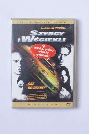 Szybcy i Wsciekli / Fast and Furious (2001) DVD