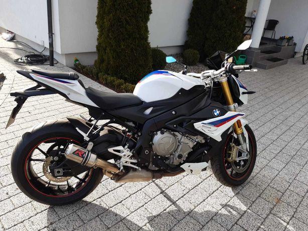 BMW S1000R 2018R 14 tys km przebiegu 165km