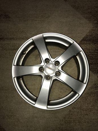 Felgi aluminiowe 16 cali Toyota Avensis T25