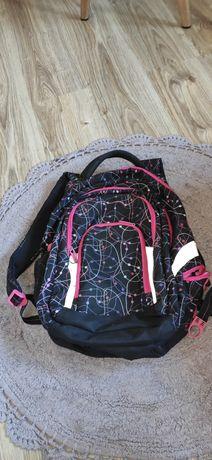 Plecak szkolny dziewczęcy bag master