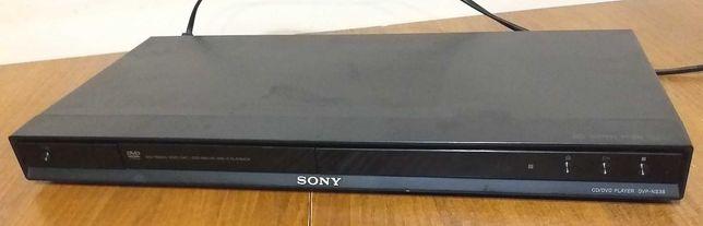 Odtwarzacz DVD Sony DVP-NS38