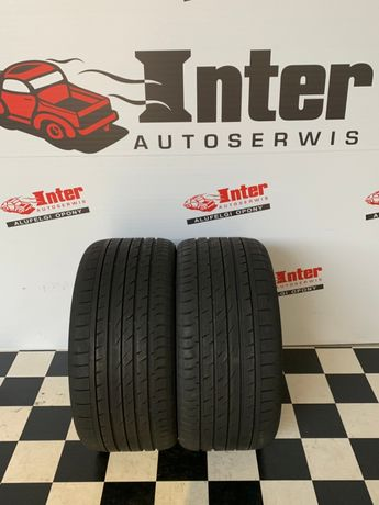 Opony CONTINENTAL Conti Sport Contact3 285/40R19