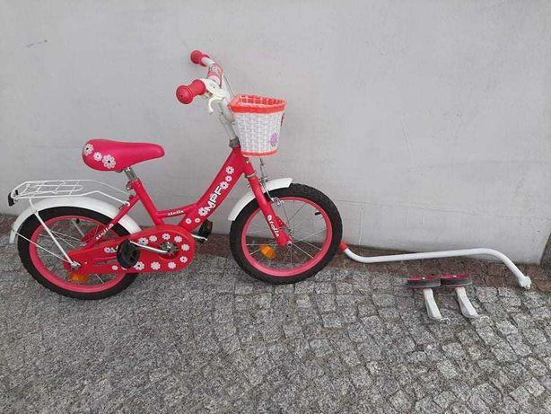 Rower rowerek pojazd dla dziewczynki