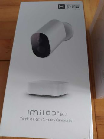 Zestaw 4 kamer do monitoringu bezprzewodowy Xiaomi Imilab EC2