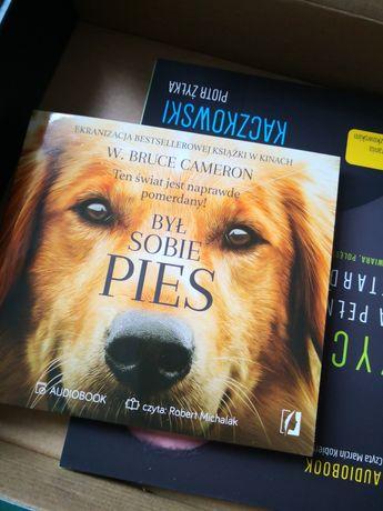"""Audiobook """"Był sobie pies"""" płyta CD nowa na prezent"""