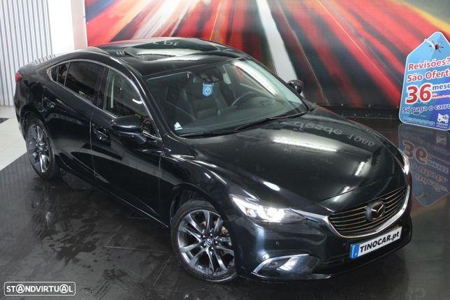 Mazda 6 M6 2.2 SKY-D Excellence Navi