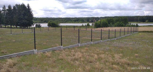 Ogrodzenia (panelowe, drewniane, siatkowe, betonowe, druciane, inne)
